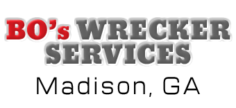 Bo's Wrecker Services. Madison Georgia